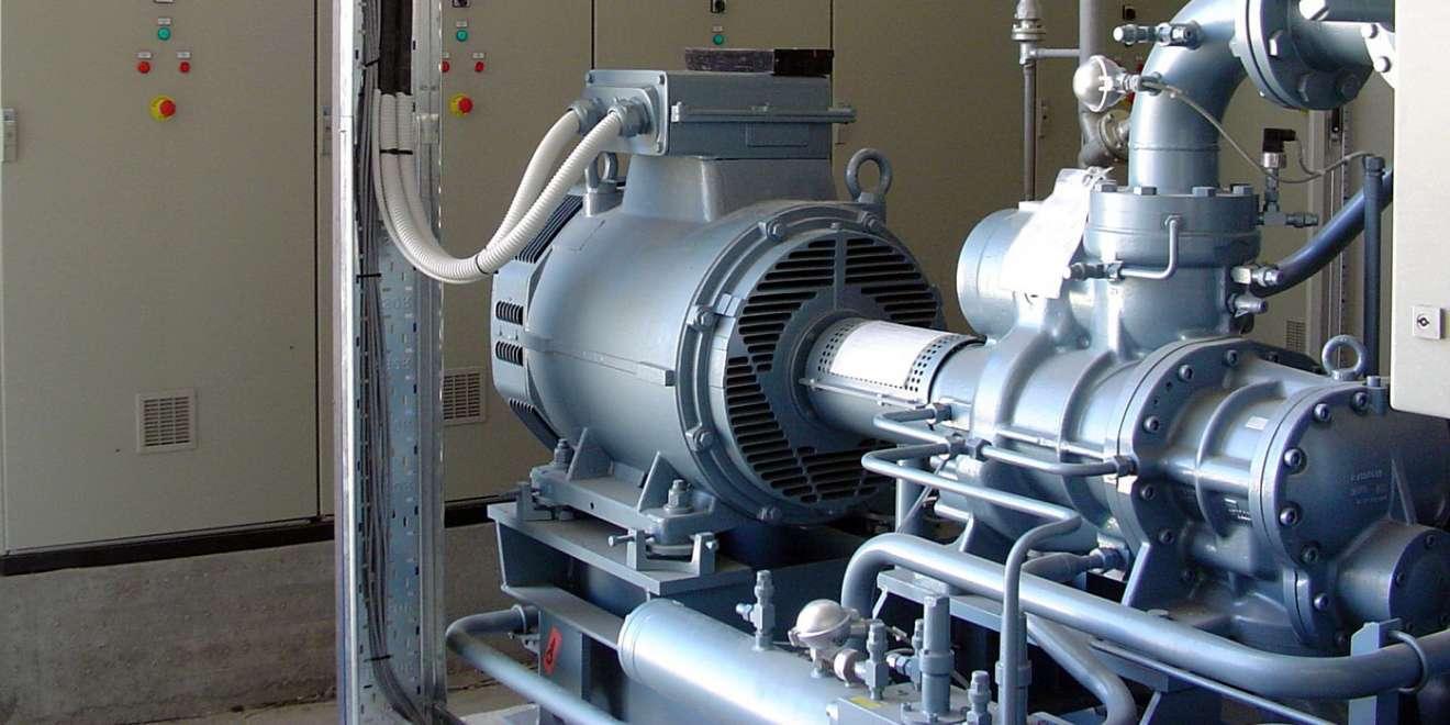 Grasso compressor